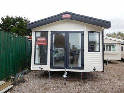 Brand New 2017 Model Carnaby Lifestyle Static Caravan For Sale Off Site