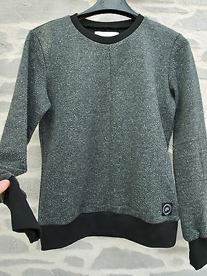 Sweat gris Sixth June taille M neuf