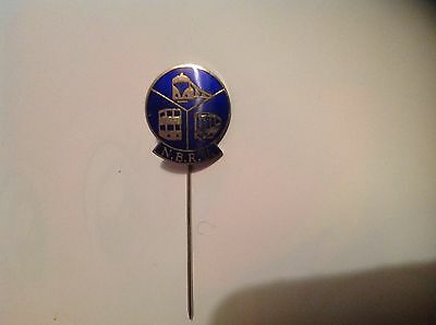 Vintage Bus Drivers Trade Union Badge  In Very Good Condition