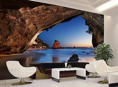 Beautiful Cave Wall Mural Photo Wallpaper Image Decor Giant Paper Poster