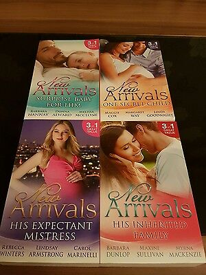 brand new mills and boon books
