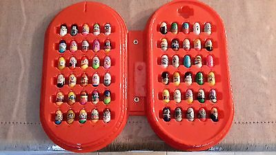 MIGHTY BEANZ SERIES 1 (2003) #1 - 60 with Original Red Case