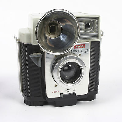 Vintage Kodak Brownie Flashmite 20 Camera.