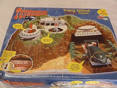 Thunderbirds Carlton / Vivid Interactions Tracy Island  ** BOX ONLY **