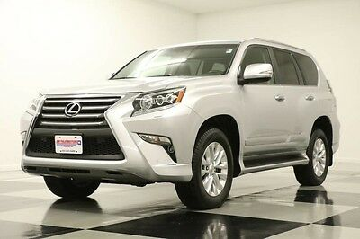 2015 Lexus GX Base Sport Utility 4-Door Like New Navigation Heated Cooled Black Seats Camera 14 16 2016 15 7 Passenger