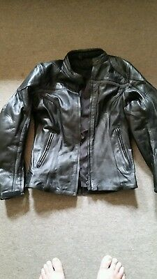 Leather jacket motorcycle parts accessories harley