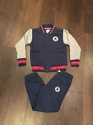 Boys Converse Tracksuit Age 8-10 Years