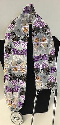 Butterfly MD RN EMT LPN Stethoscope Cover  Buy 3 GET FREE SHIP US Only