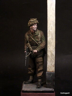 90mm Painted figure Para Sgt. Larry Ansell Arnhem 1944  Boxart Stormtroopers