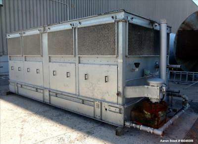 Used- Evapco Closed Circuit Cooling Tower, Model ESW-153-43J. Nominal Capacity A