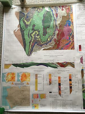 Geological SURVEY Map 1:50,000 HARLECH Sheet 135 & part 149 Solid geology