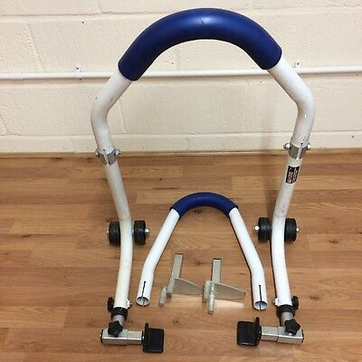 Sealey Motorcycle Stand Front And Rear