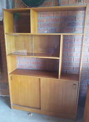 Parker style - Teak Room divider / wall unit