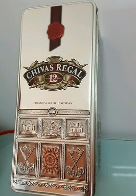 Chivas Regal 12 years blended Scotch Whisky 0,70 cl  40% Scotland