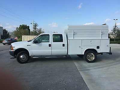 2000 Ford F450,f550 Superduty,government Owned,low Miles,automatic,cold A/c