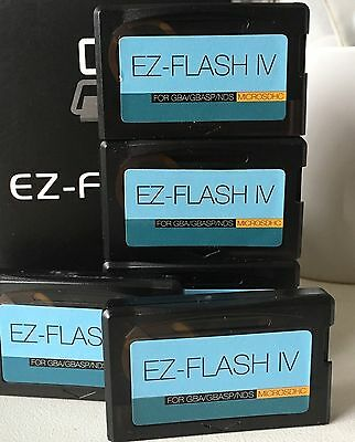 New EZ-Flash IV - EZ4 EZIV