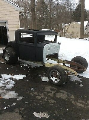 1931 Chevrolet Other  1931 Dodge 3 Window coupe