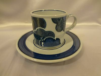 Villeroy & Boch - Blue Cloud - Cup and Saucer