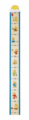 Height chart Bears Goki 60961 - neu - Wood bar Kid's room
