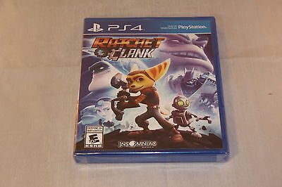 Ratchet and Clank PS4 Brand New