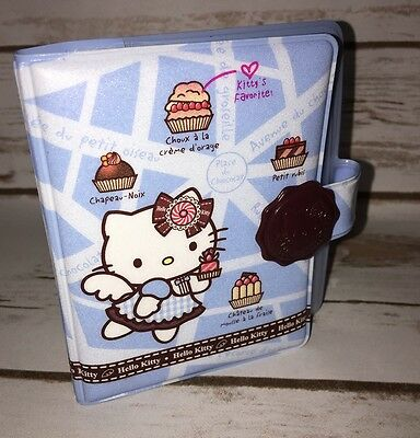 Sanrio Store Hello Kitty Mini Photograph Album Angel Cupcake Chocolate Candy