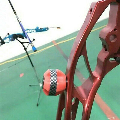 Archery Compound Bow Recurve Bow Stabilizer Shock Absorber for Hunting Part
