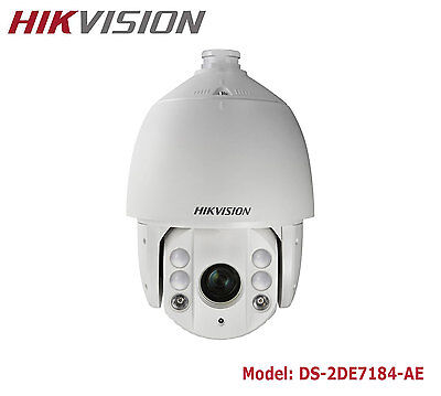 2MP Hikvision Full HD 1080P Real-time 320X Outdoor IR IP PTZ Speed Dome/PoE+