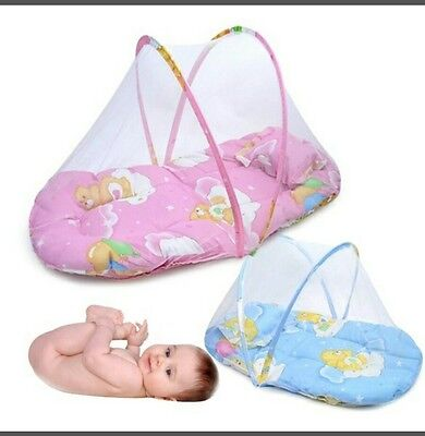 Portable Baby Bed Anti Insect Mosquito