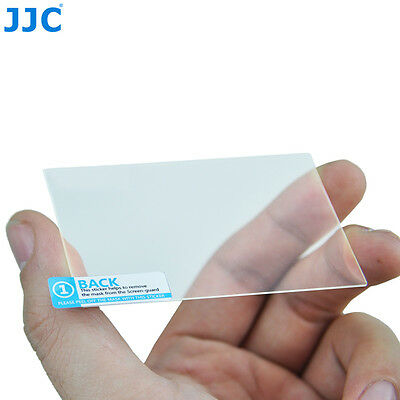 "JJC 0.01"" LCD Ultra-thin Optical Glass Screen Protector for Canon EOS M5 Camera"