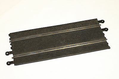 Scalextric classic slot car track full straight (C160). Multiple avail. (SCX)