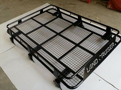 1.8m Steel Car/4 WD Cage Roof Rack Cargo Carrier