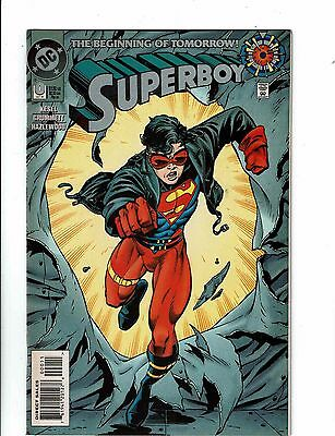 Superboy # 0 NM DC Comic Book 1st King Shark Appearance Flash TV Show CW CB9