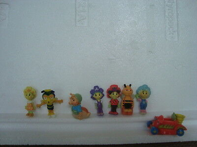 Fifi And The Flowertots Magic Talking House Garden Figures/car Only-£6.99!!!