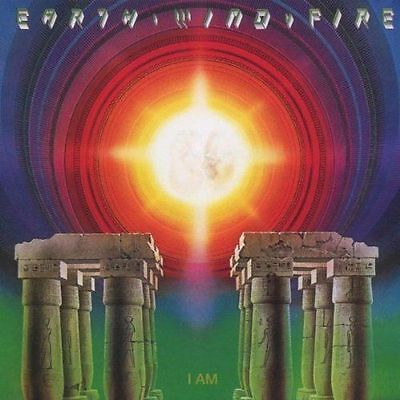 EARTH WIND AND FIRE ~ I AM ~ 180gsm AUDIOPHILE VINYL LP ~ *NEW AND SEALED*