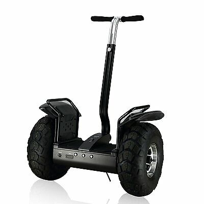Balanced Electric Tour 84v 4000w Segway Style Electric Scooter