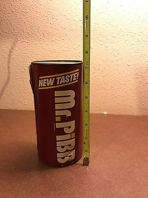 Rare!!!  MR PIBB Space Final Frontier Puzzle In A Can!!! Unopened! Mr. Pibb Soda