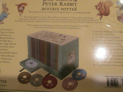 The World Of Peter Rabbit Beatrix Potter The Deluxe Collector's Edition .
