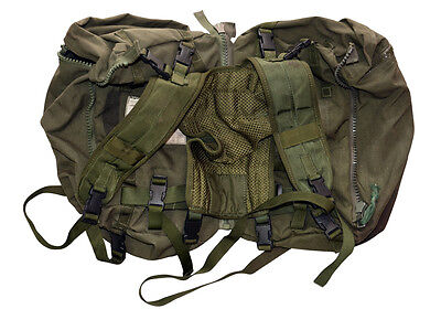 Pouch Bag Bergen Rucksack Issued Side Pouch Olive Irr British Army Plce