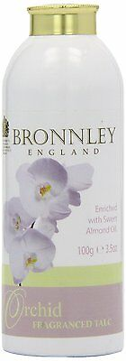 Bronnley Orchid Fragranced Talc 100g