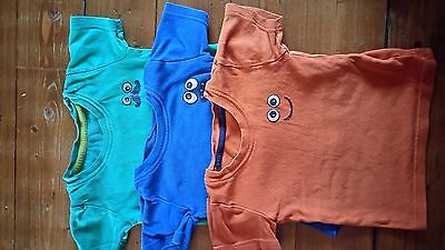 baby boy vests size 18-24 months, next day post