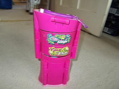 POLLY POCKET SWEET SECRETS SHOPPING TOWER in Good Used Condition