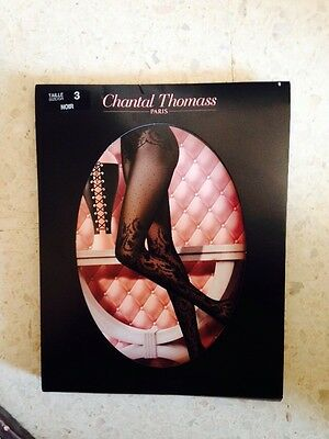 Collant Chantal Thomass Dentelle Taille 3