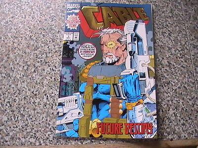 Cable # 1     Marvel Comics