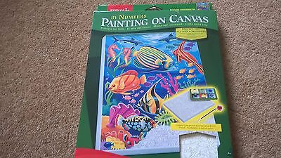 Painting on Canvas Art Kit Crafts