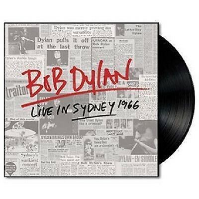 BOB DYLAN ~ LIVE IN SYDNEY ~ RARE LIMITED EDITION MONO 2 x VINYL LP ~ NEW/SEALED