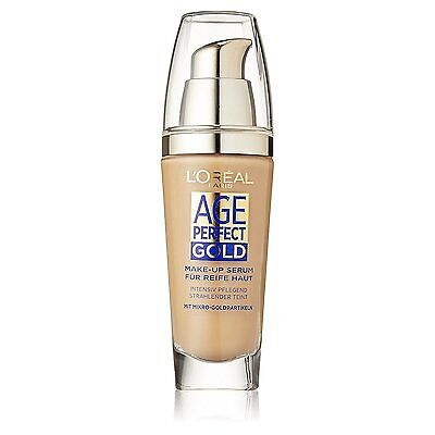 L'Oreal Age Perfect Gold Foundation 25ml-180 Golden Beige