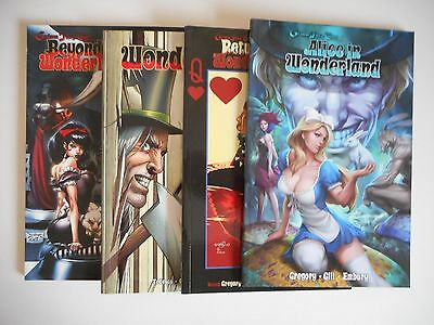 ZENESCOPE Comic Books  4 No.