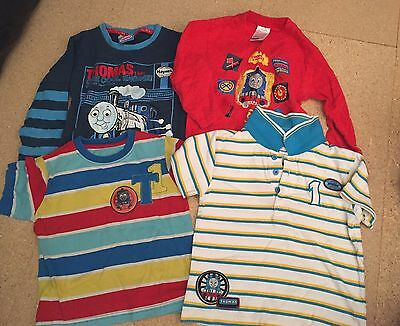Thomas the Tank Engine Clothes Bundle 11 Items