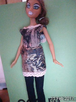Barbie/My scene/ Monster high  dolls clothes