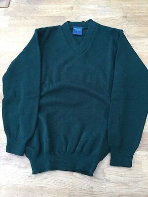 """12 x child acrylic jumpers/cardigans size 30"""""""